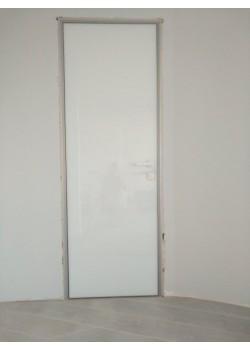 Двери Стекло с профилем Скрытого монтажа