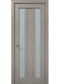 Двері ML-29 пекан світло-сірий Папа Карло