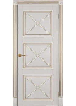Двери Рим Венециано ПГ патина Omega