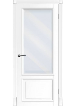 Двери Марсель ПО белая DVERIPRO