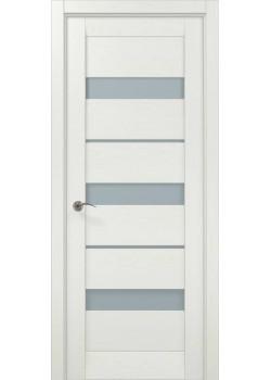 Двері ML 22c ясень білий Папа Карло