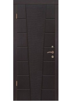 Двери Верона 4 LUX темн орех Портала