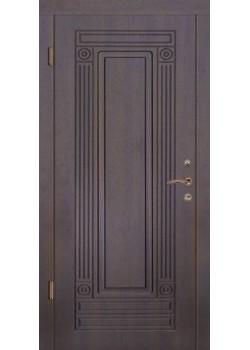 Двери Гарант LUX Vinorit темн орех Портала