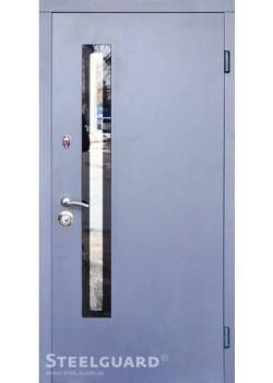 Двери AV-1 Antrcyt Glass Steelguard