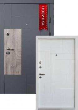Двери Прайм-М 2 цвета Qdoors
