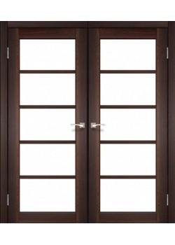 Двери VC-02 двойные Korfad