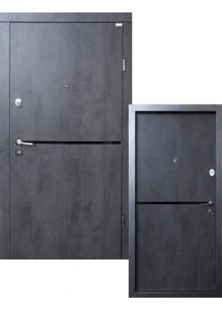 Двери Лита Black Стандарт Форт