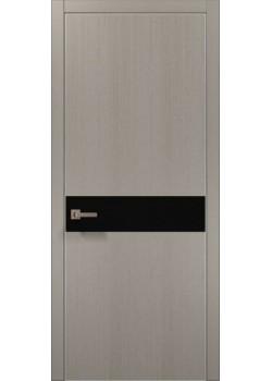 Двери PL-03 пекан светло-серый Папа Карло