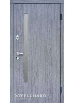 Двери AV-1 Grey Glass Steelguard