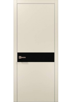Двери PL-03 магнолия Папа Карло