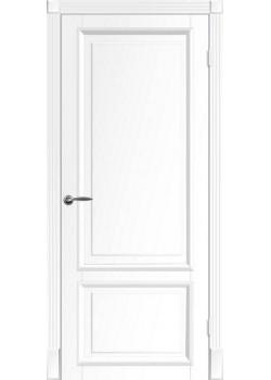 Двери Марсель ПГ белая DVERIPRO