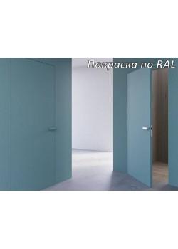 Двери Покраска по RAL Скрытого монтажа