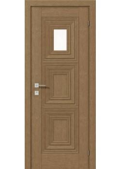 Двери Berita 1 стекло Rodos