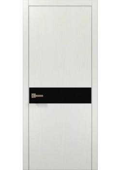 Двери PL-03 белый ясень Папа Карло