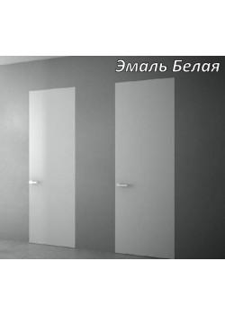 Двері Емаль біла Прихованого монтажу