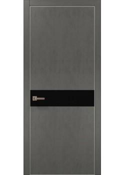 Двері PL-03 бетон сірий Папа Карло