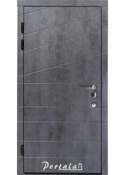 Двері Діагональ 2-Канзас ELITE Портала