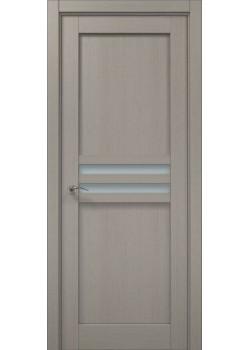 Двері ML-31 пекан світло-сірий Папа Карло