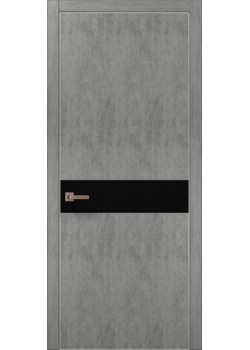 Двери PL-03 бетон светлый Папа Карло