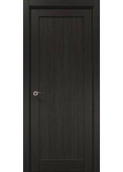 Двери CP-02 дуб серый Папа Карло