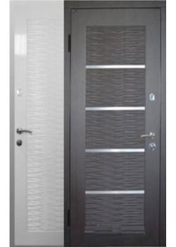 Двери Верона LUX венге гор-венге светл Портала