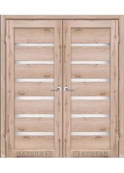 Двери PR-01 двойные Korfad