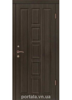 Двери Квадро Premium Портала
