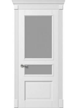 Двери Лондон ПОО белая DVERIPRO