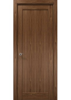 Двери CP-02 орех итальянский Папа Карло