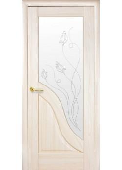 Двери Амата+Р2 Ясень Новый Стиль