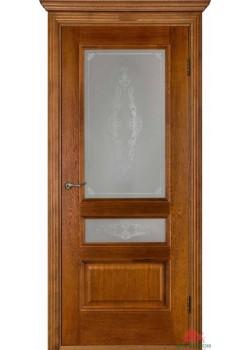 Двері Вена-Ш ПО (горіх) Двері Білорусії
