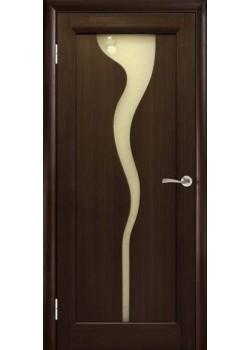 Двері Ручеек ПО венге Woodok