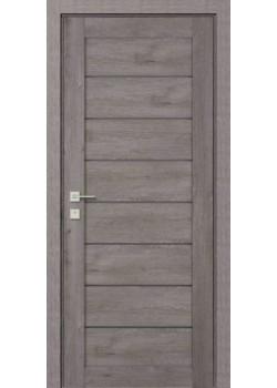 Двери Grand Lux-2 небраска полустекло ГРАНД