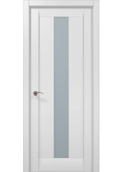 Двери ML-01 белый матовый Папа Карло
