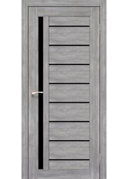 Двері VND-02 BLK еш вайт Korfad