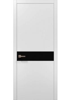 Двері PL-03 білий матовий Папа Карло