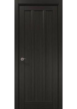 Двери CP-07 дуб серый Папа Карло