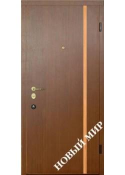Двери Новосел М.5 Вертикаль В 1.1 Новый Мир