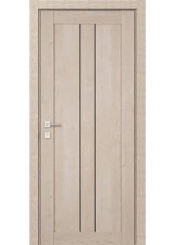 Двери Grand Lux-1 ламецио полустекло ГРАНД