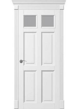 Двери Америка ПЧО белое DVERIPRO