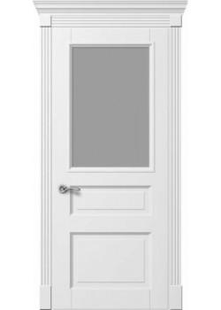 Двери Лондон ПО белая DVERIPRO