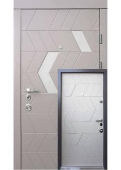 Двери Конверс-М амаретт-грей софт Qdoors