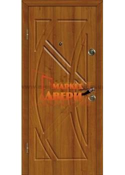 Двері Джента 530 світлий горіх Мілано