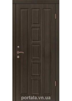 Двери Квадро Lux Портала