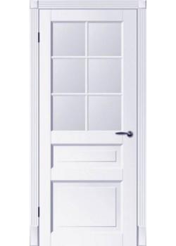 Двері К2 ПО скло решітка Woodok