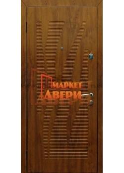 Двері Альма TDK8 Золотий дуб Мілано