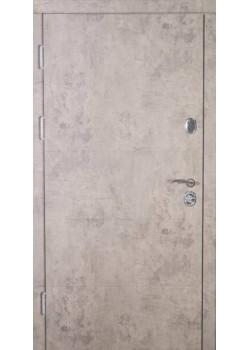 Двері Аліса Базальт з дзеркалом Very Dveri
