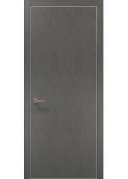 Двері PL-01 бетон сірий Папа Карло
