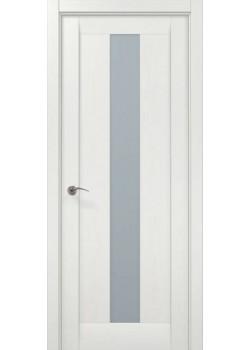 Двери ML-01 белый ясень Папа Карло