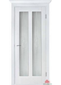 Двері Діва ПО (білий ясень) Двері Білорусії